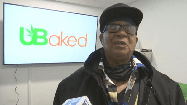 Flint man who spent nearly 25 years in prison starts new career in cannabis industry